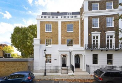 SOLD: The Coach House, Clapham, SW4