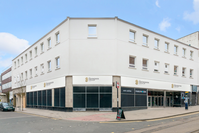 UNDER DEVELOPMENT: Crown Hill, Croydon CR0 – 7 Flats Available