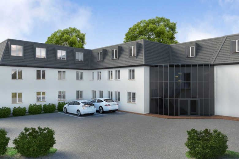 UNDER DEVELOPMENT: Universal House, Iver SL0, 17 Flats Available