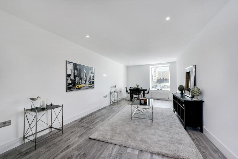 1 APARTMENT REMAINING : Crown Hill, Croydon CR0